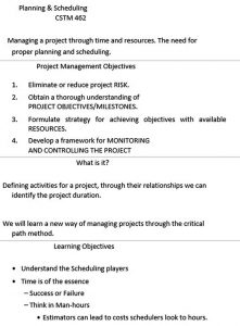 Template Construction Project Schedule Template Excel