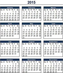 Template Free Monthly Schedule Excel Template